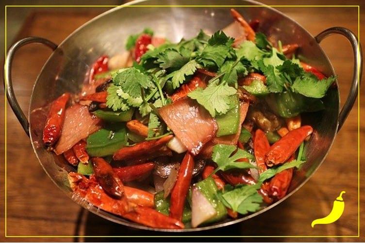Sensory seeking eaters love spicy food.
